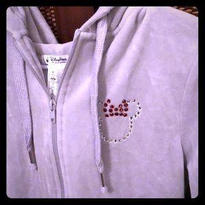 Jackets & Blazers - Medium Disney parks Disneyland Minnie full zip